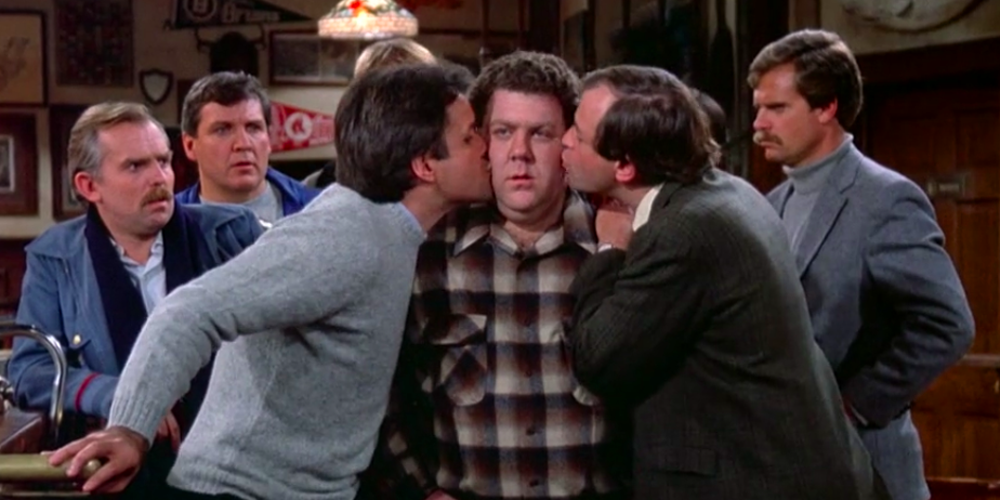 Gayest Episode Ever: That Time on 'Cheers' When Diane Pushed Back Against Gay Panic