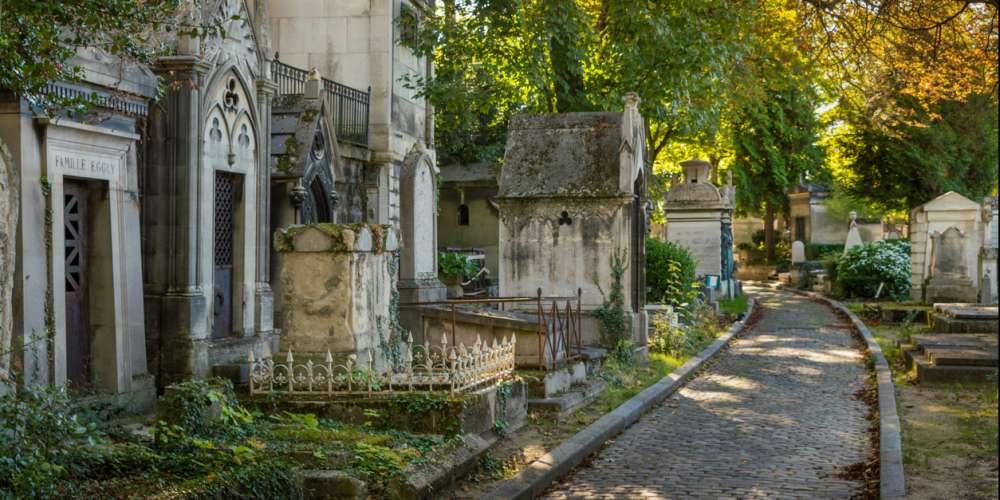 Une balade LGBT dans les cimetières parisiens (1/3): Le Père Lachaise et le Cimetière de Charonne