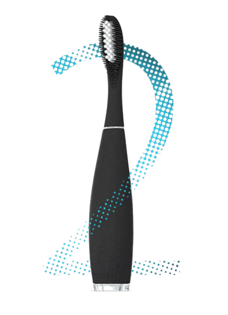 weekend getaway smart toothbrush