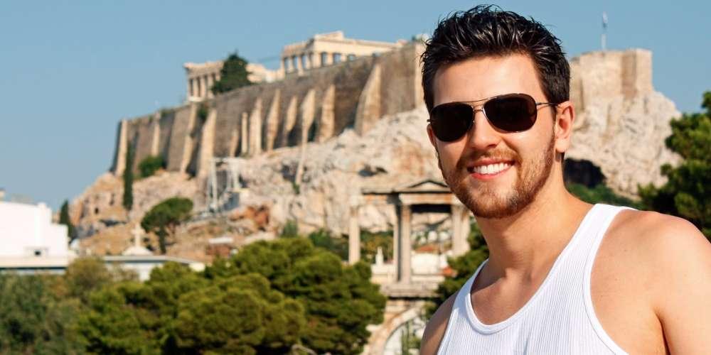 Eşcinsel Atina'ya Hornet Rehberi