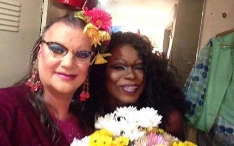 Drag Mothers 02, Linda Lovelace Robinson 01, Edna Jean Robinson 02