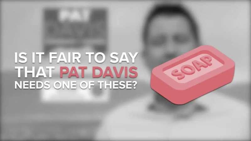 pat davis fuck the NRA response