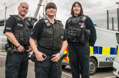 manchester police feat