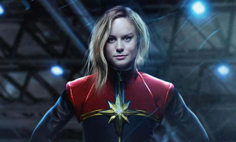 Ms. Marvel 02, Captain Marvel 01, Brie Larson 01