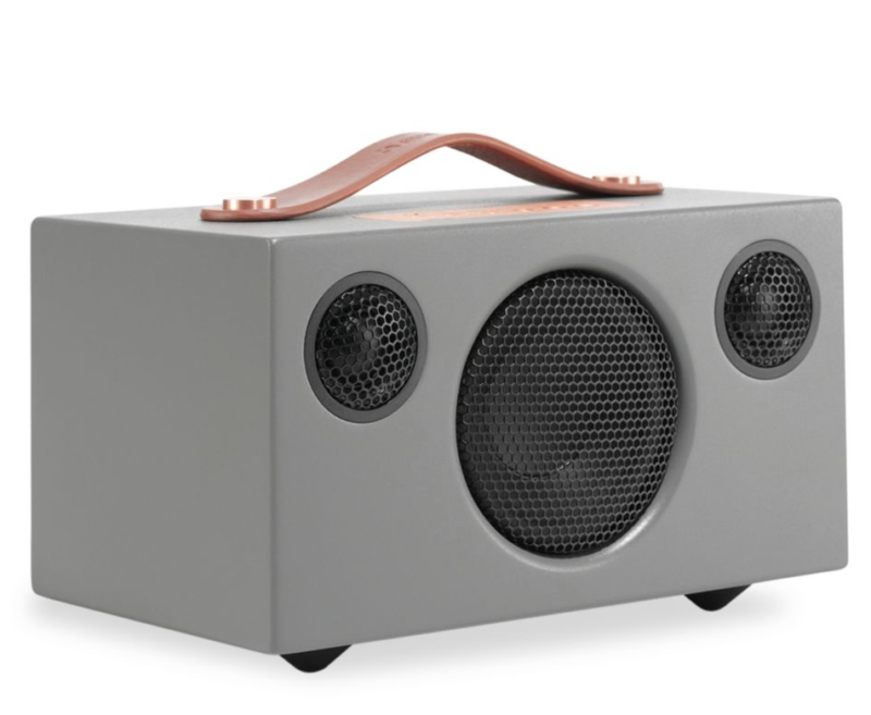 single guy bedroom bluetooth speaker