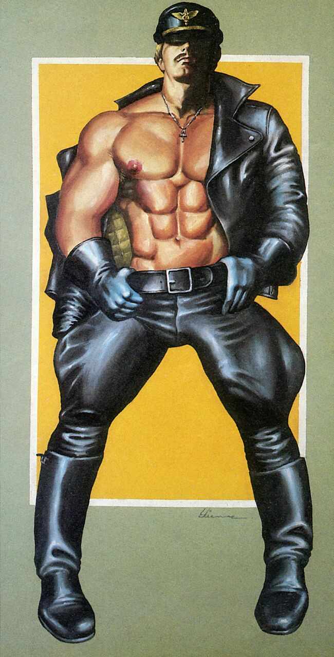 my tom eye tom of finland etienne