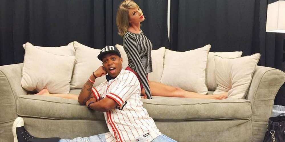 In Our Exclusive Interview, Todrick Hall Talks About 'Forbidden,' RuPaul and Taylor Swift