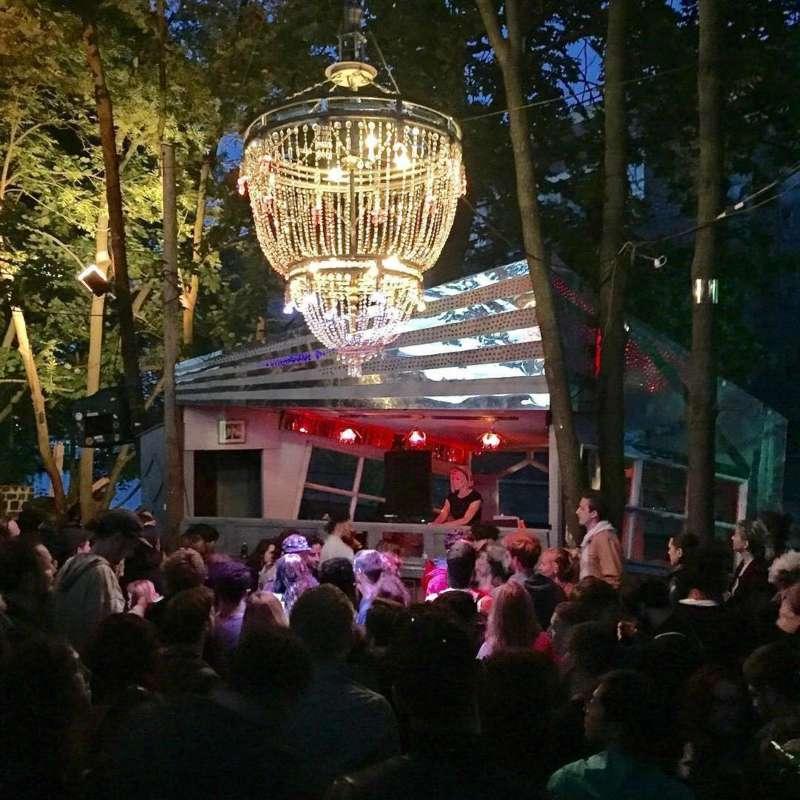 IPSE berlin clubs berlin daytime clubbing