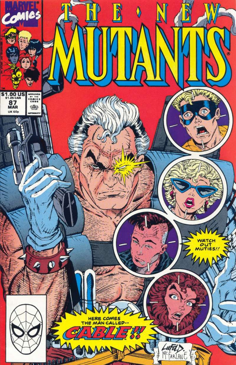 who is cable first appearance