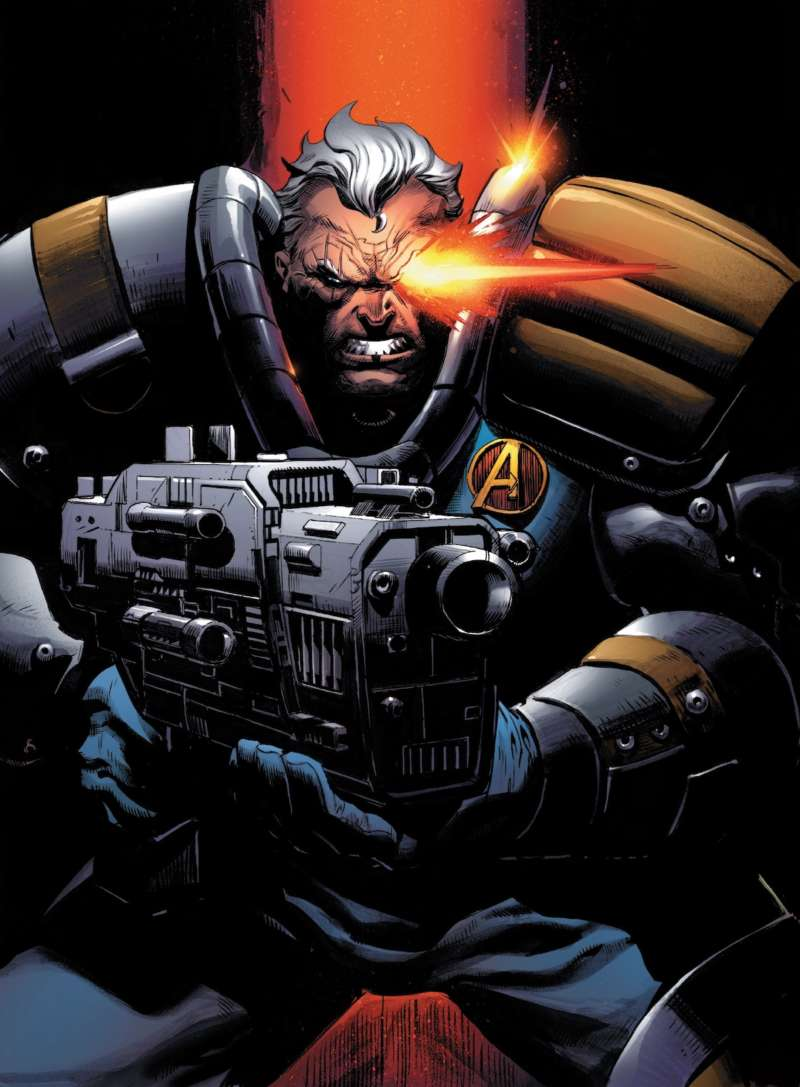 who is cable uncanny avengers 2015