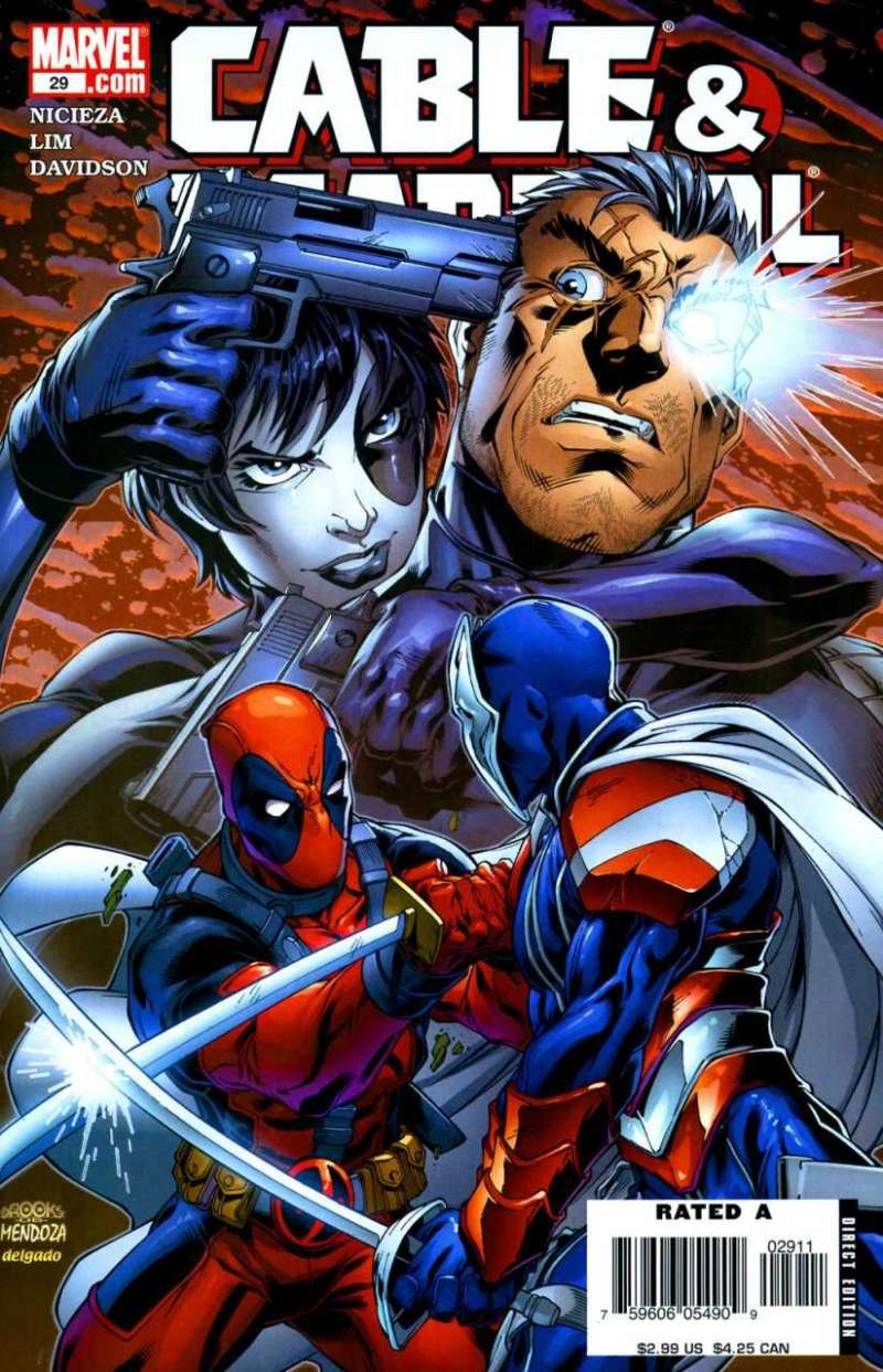 who is cable cable and deadpool