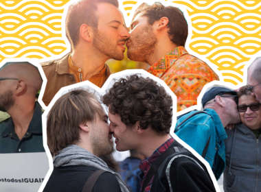IDAHOTB kiss-in