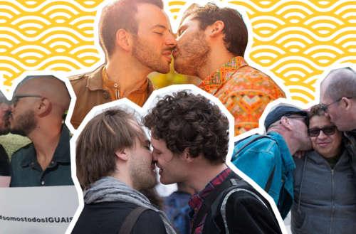 IDAHOTB kiss-in