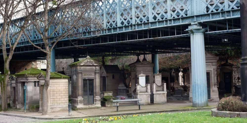 Une balade Lgbt dans les cimetières parisiens (2/3): Les cimetières de Montmartre