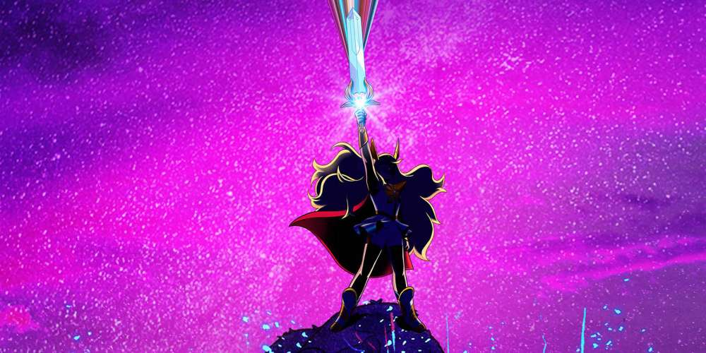 We've Finally Got Our First Look at Netflix's New 'She-Ra' Reboot
