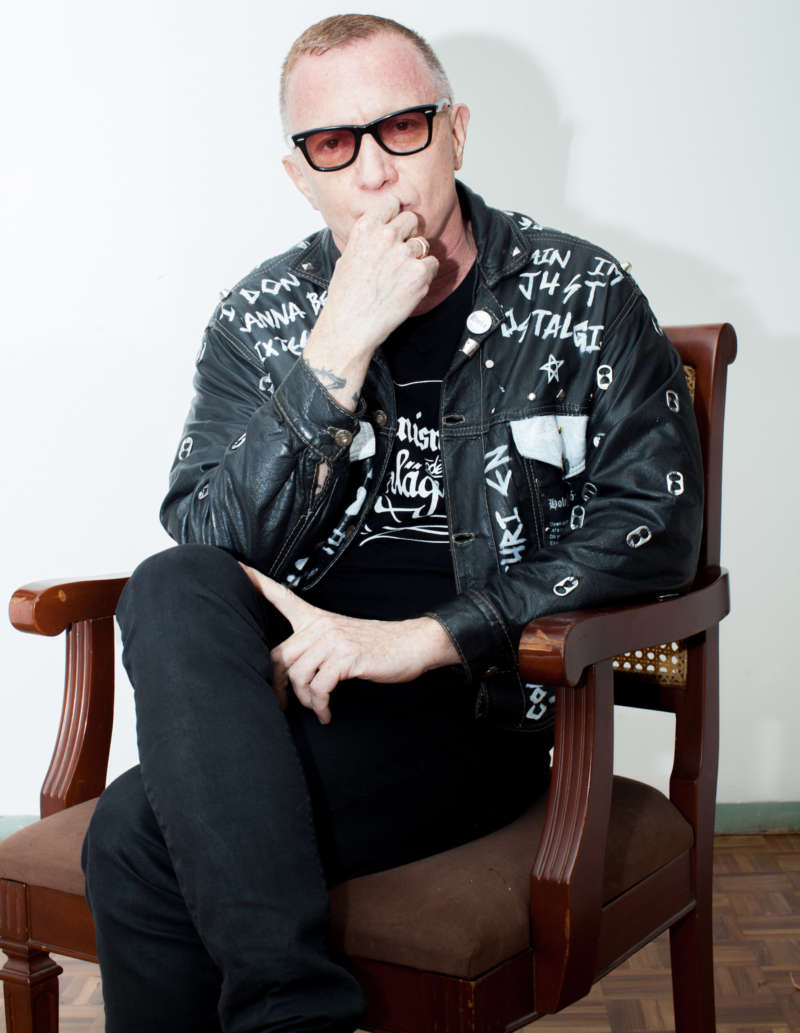 bruce labruce interview sitting