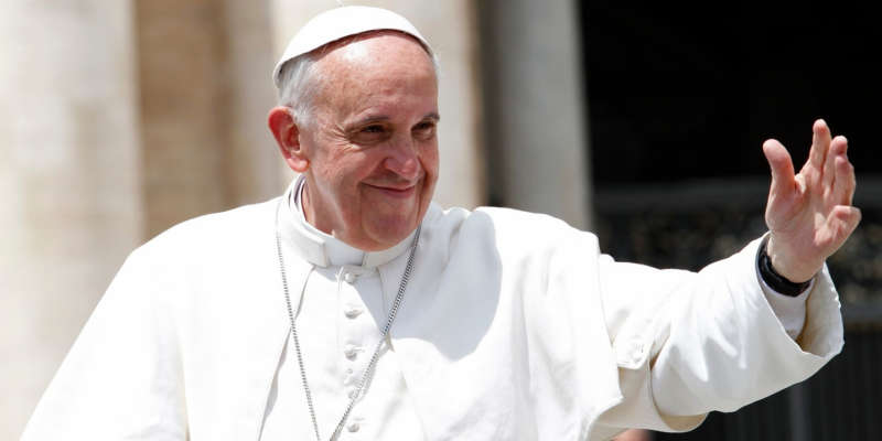 pope francis gay comments LGBT community growth