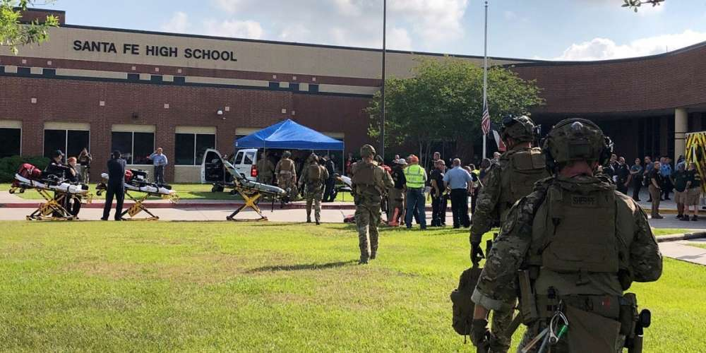 Journalists Covering the Santa Fe Shooting Need to Do Better, Stop the Victim-Blaming