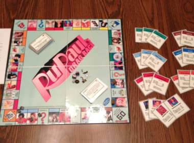 drag race monopoly