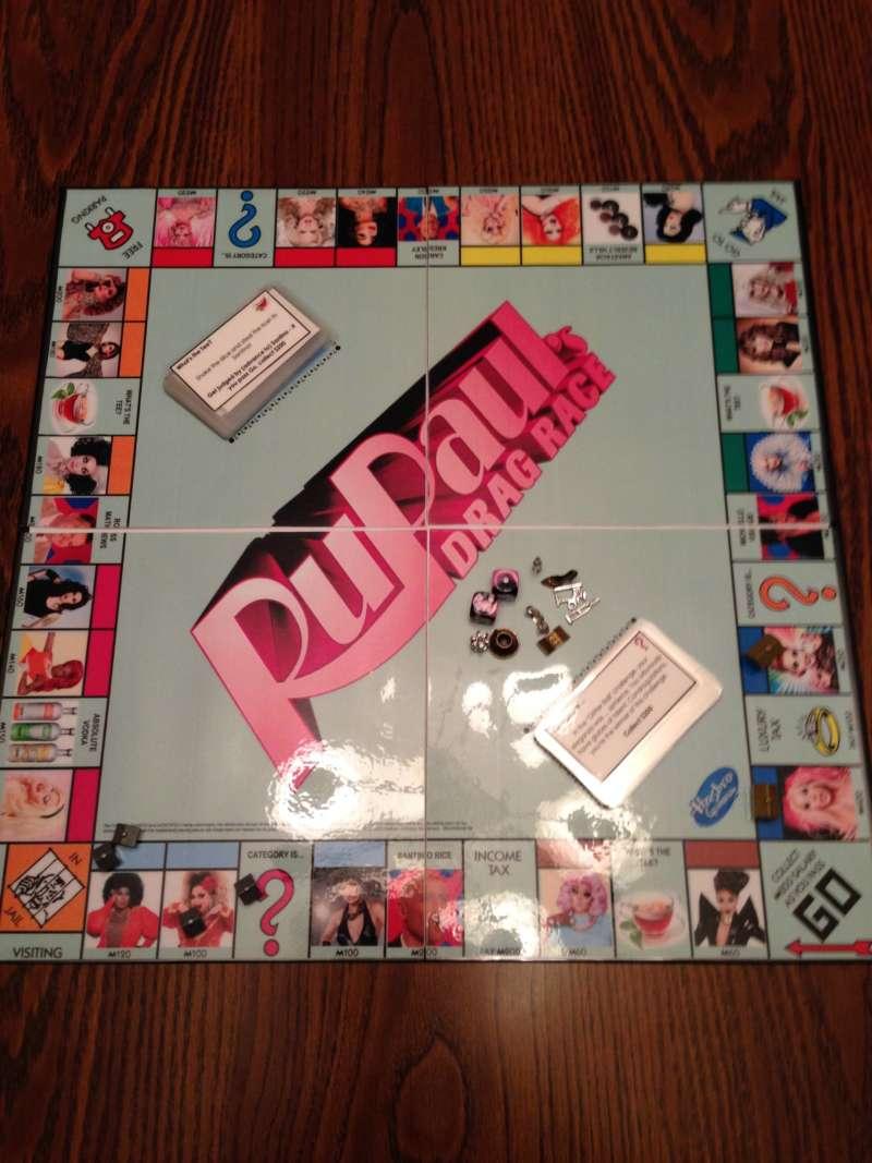 drag race monopoly 1