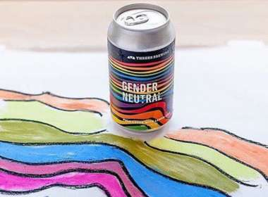 Gender Neutral Beer queer beer 01