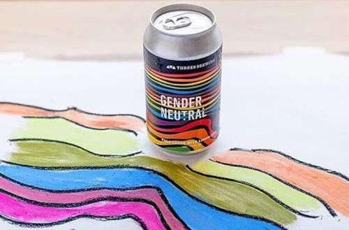 Gender Neutral Beer queer beer 01
