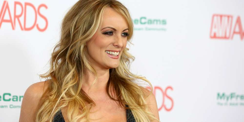 Stormy Daniels to Be Honored in West Hollywood, Receive Key to the City Today