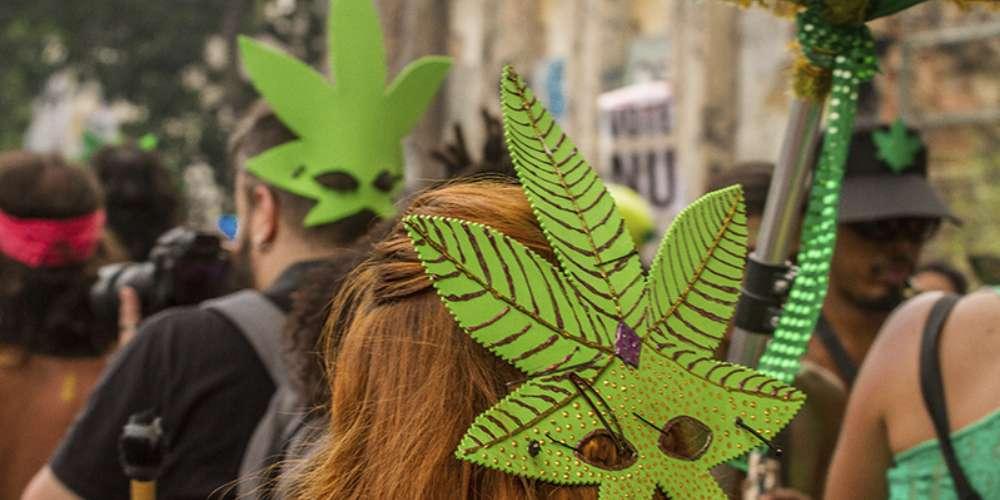Marcha da Maconha 2018 acontece em São Paulo e pede respeito aos usuários