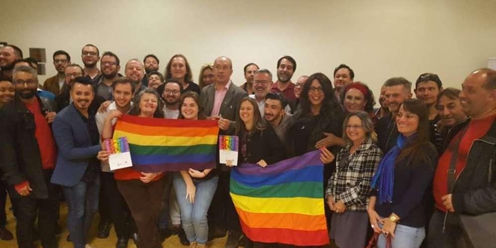 Manual de Comunicação LGBTI+ é lançado em São Paulo