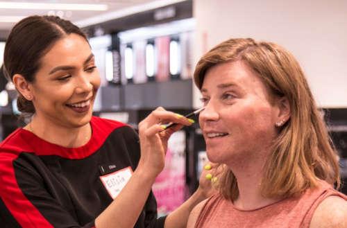 sephora free makeup lessons