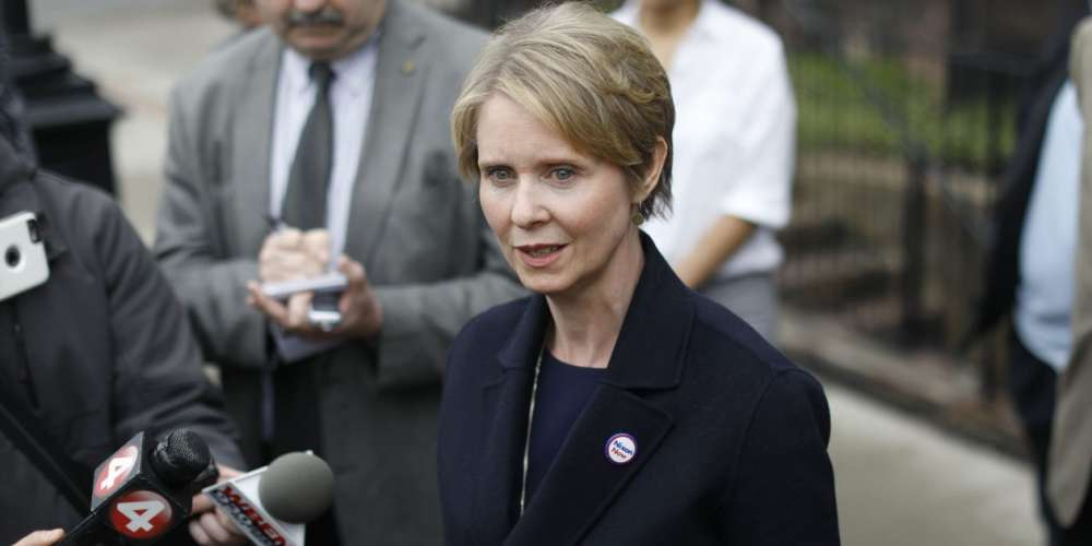 Did Hillary Clinton Play a Role in Cynthia Nixon Failing to Make the Gubernatorial Ballot?