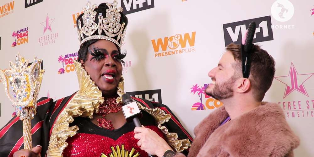 Hornet Asks the Queens of RuPaul's DragCon L.A., Do You Hookup With Fans?