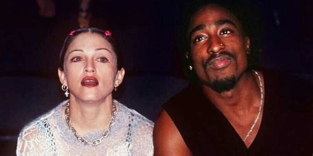 Tupac Once Showed Up at 'SNL' With Girlfriend Madonna (and a Pound of Weed) in Tow