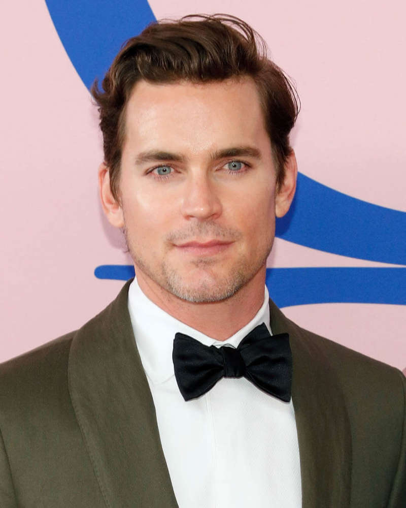 james bond film matt bomer