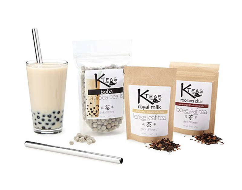 current obsessions bubble tea kit