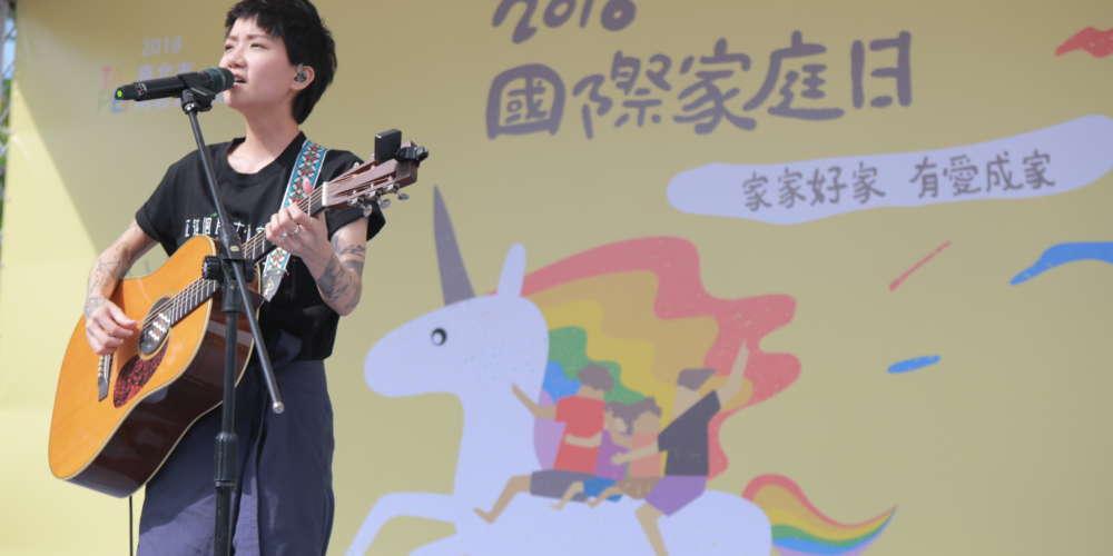 金曲獎得主盧凱彤:「不管什麼樣的組成,我們都是值得的!」