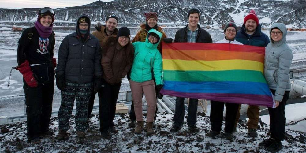 Here's What to Expect From Antarctica's First-Ever Pride Event, Happening in June