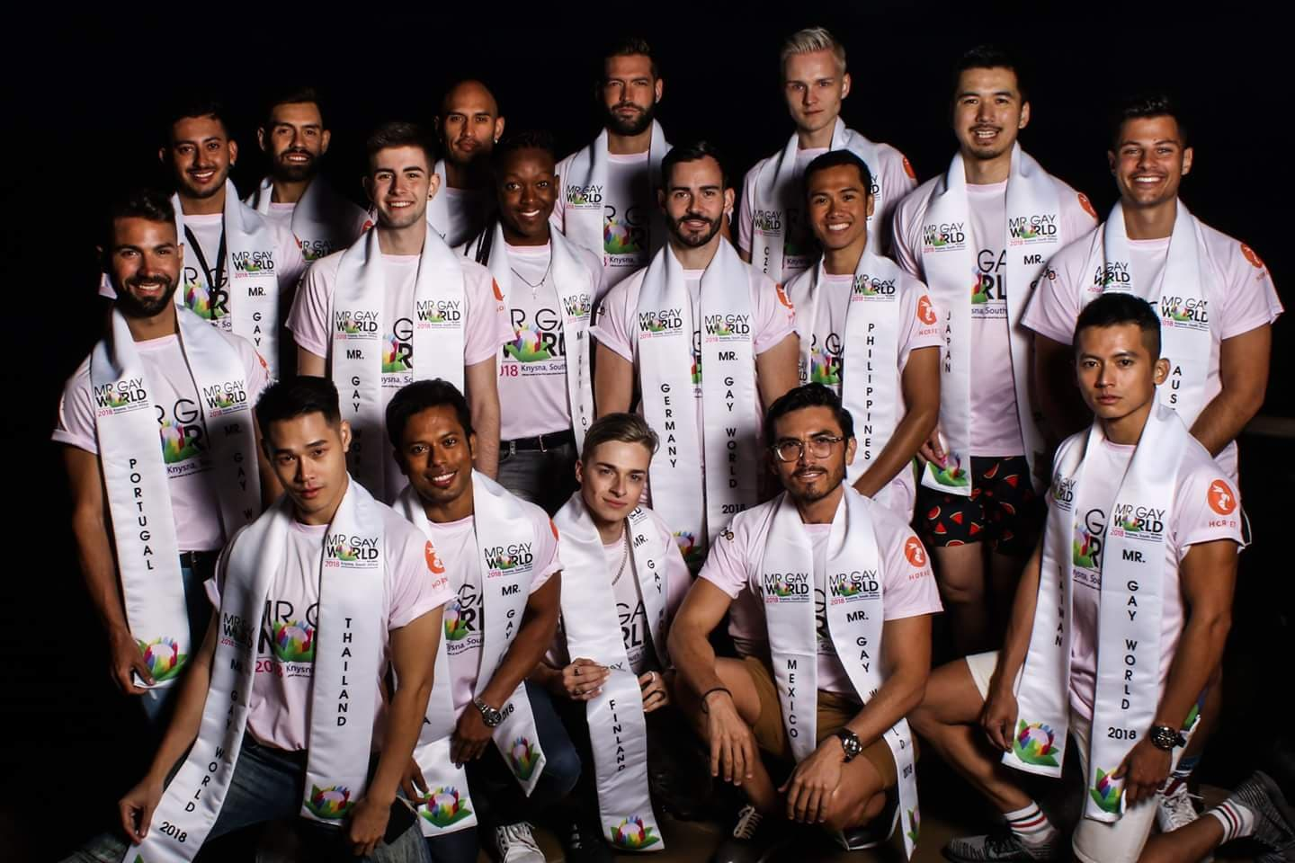 mr. gay world 2018 winner contestants