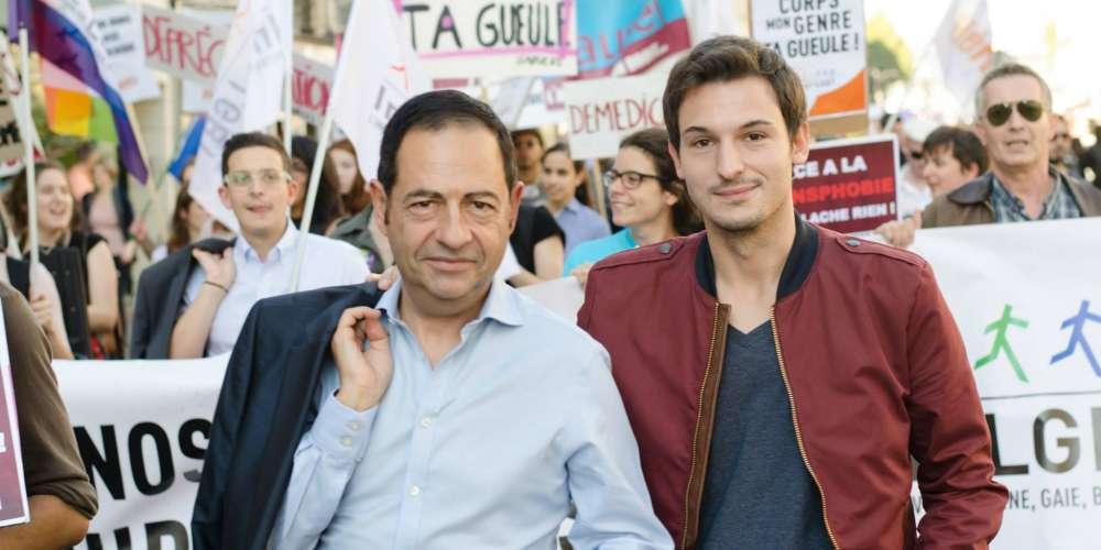 Jean-Luc Roméro-Michel annonce le décès son mari, Christophe Michel-Roméro