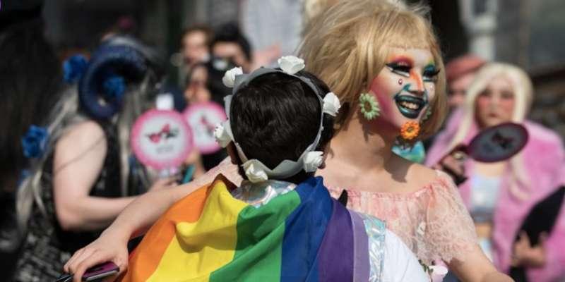 Seoul drag parade 02