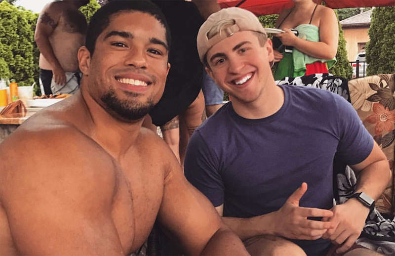 Michael Pavano 01, Anthony Bowens love song 01