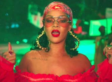 Mia Mottley 01, Rihanna 01, Barbados 01
