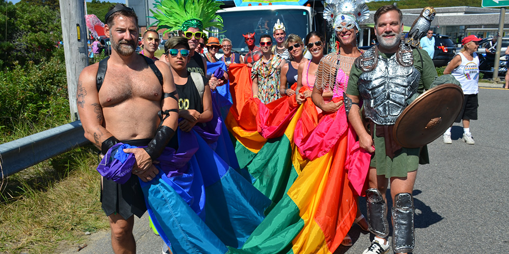 Provincetown Is Hosting Its First-Ever LGBTQ Pride Celebration Starting Today