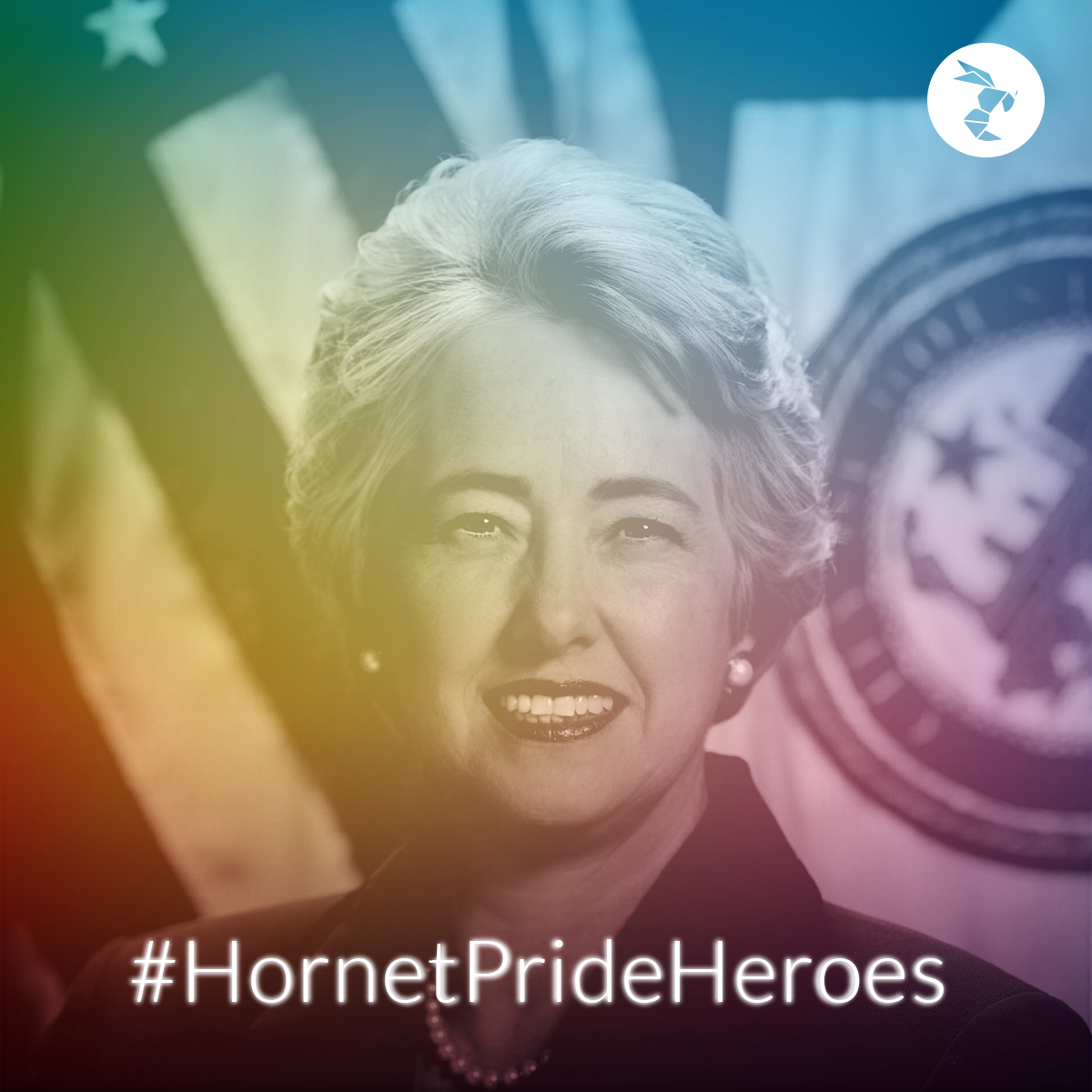 Hornet Pride Heroes annise parker
