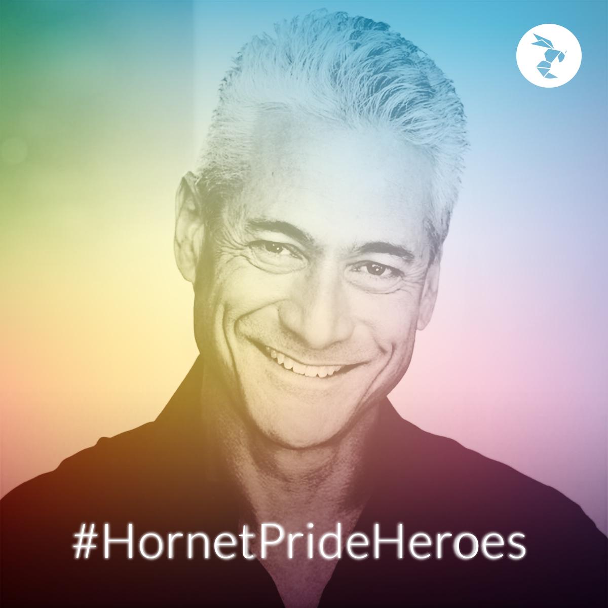 Hornet Pride Heroes greg louganis