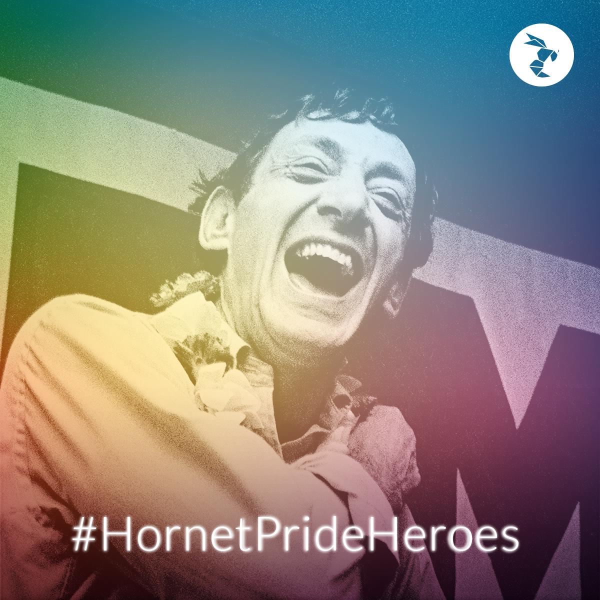 Hornet Pride Heroes harvey milk