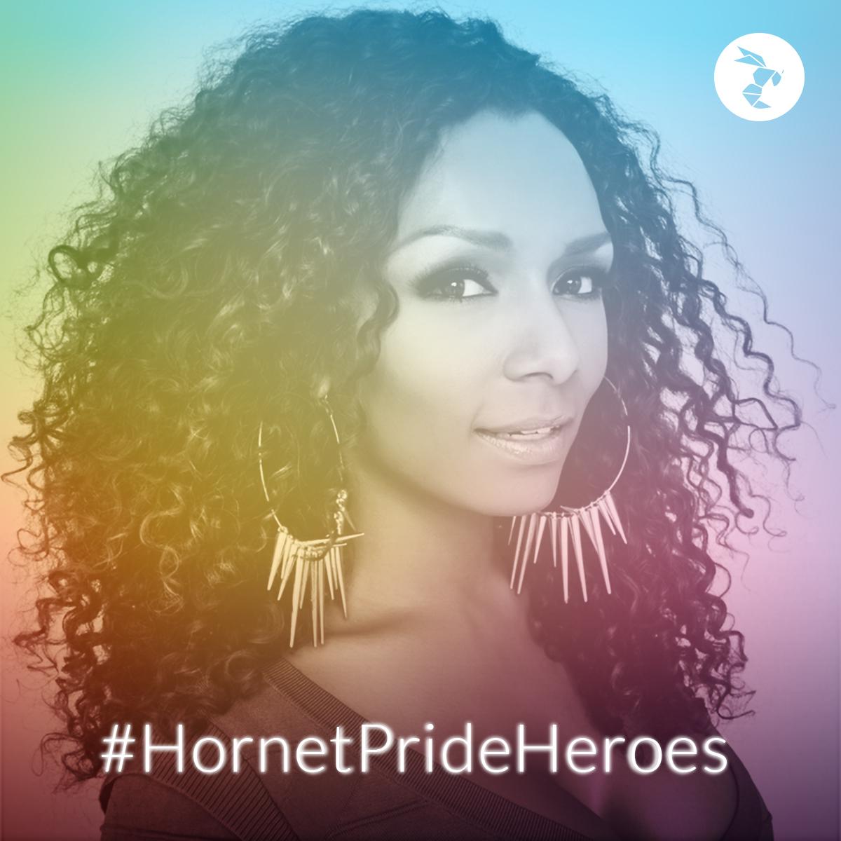 Hornet Pride Heroes janet mock