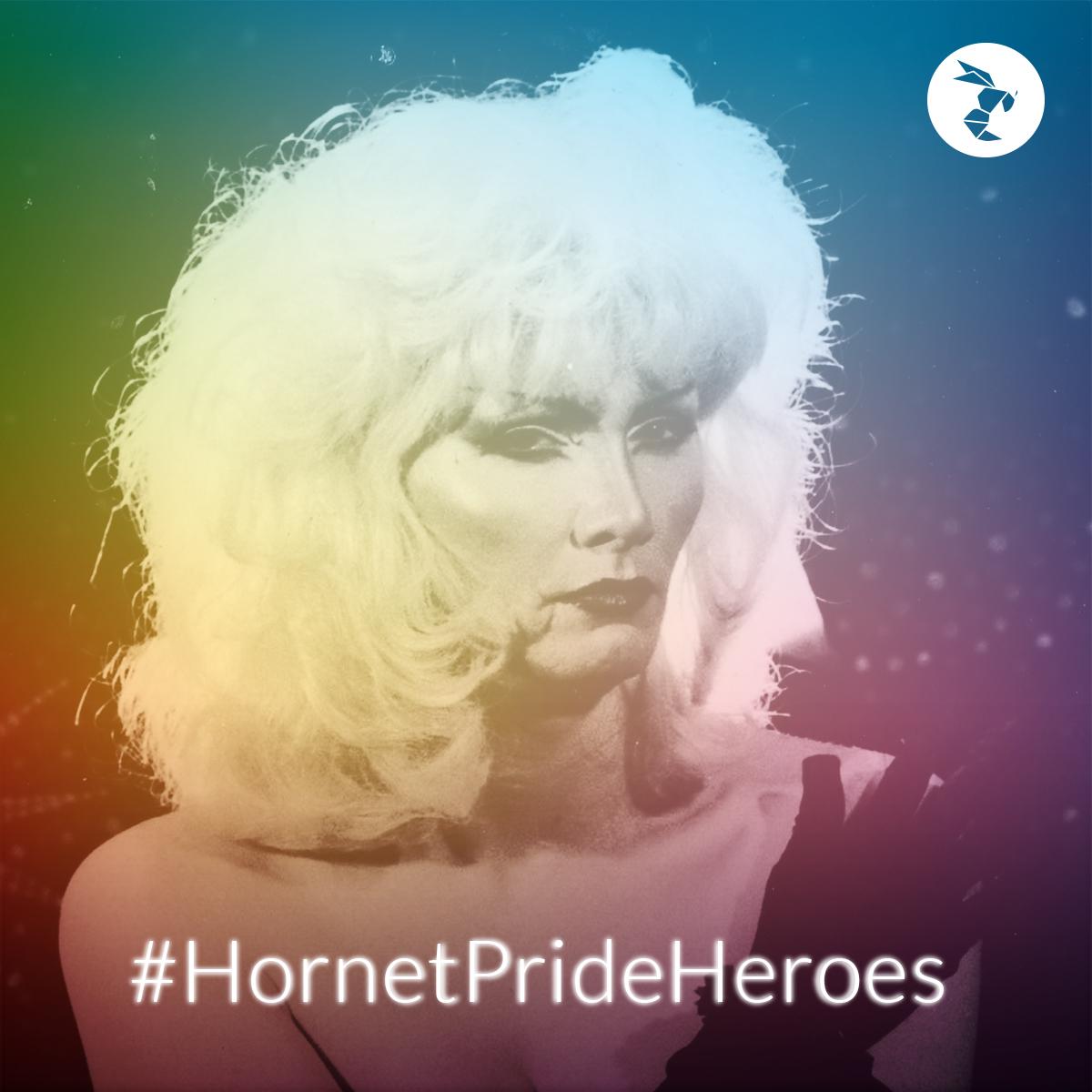 Hornet Pride Heroes jayne county