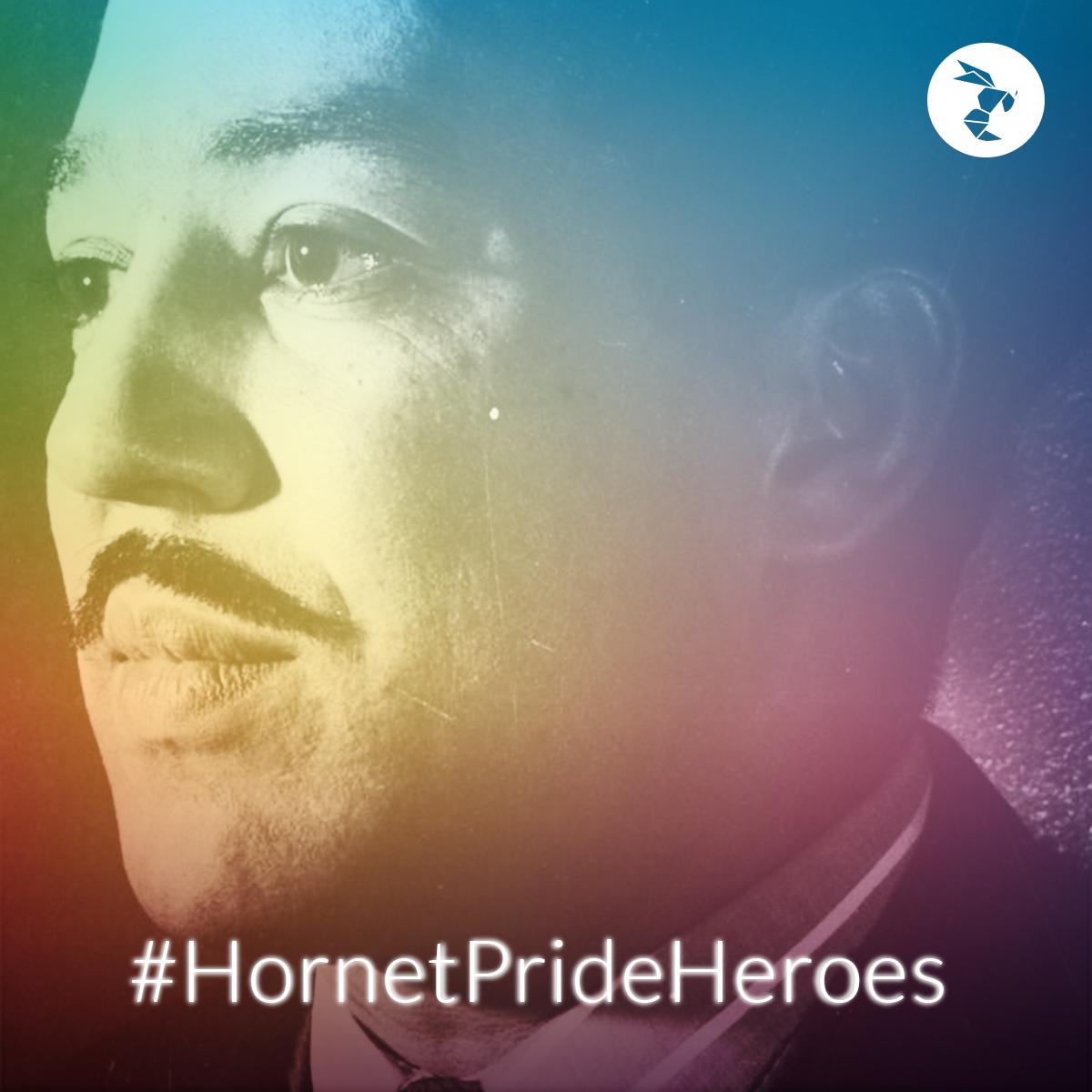 Hornet Pride Heroes langston hughes