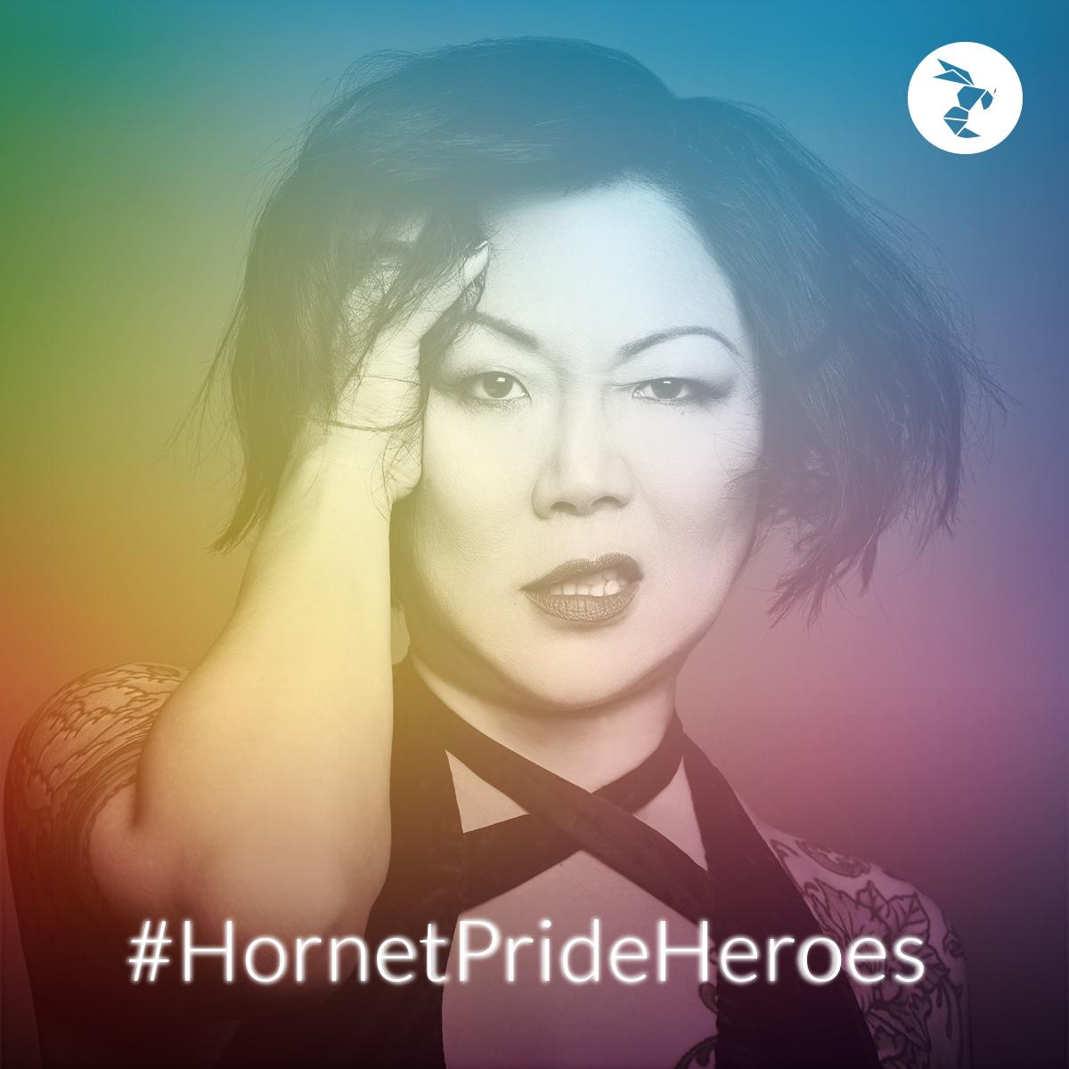 Hornet Pride Heroes margaret cho